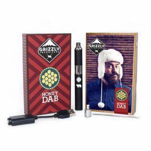 וופורייזר גריזלי האני דאב | Grizzly Honey Dab Pen Vaporizer