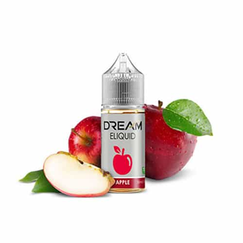 נוזל מילוי דרים תפוח