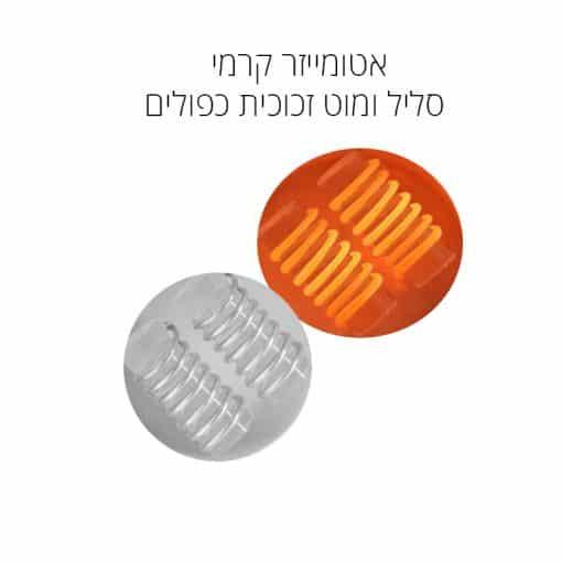 תא חימום קרמי סליל כפול וופורייזר יוקאן איוולב | Yocan Evolve