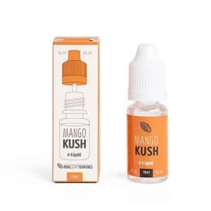"נוזל אידוי ריליף טרפנים 10 מ""ל מנגו קוש 